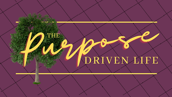 Purpose Driven Life.png