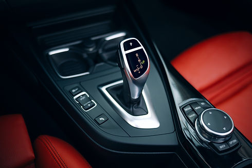 Handle of automatic transmission shift s