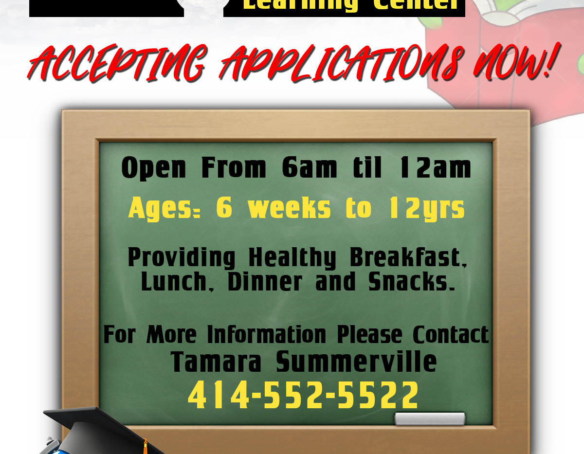 Childrens Bridge Learning Center   Flyer