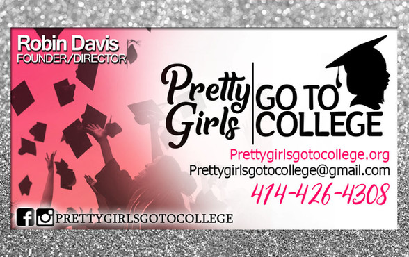 Pretty Girls Go to College Girl Business