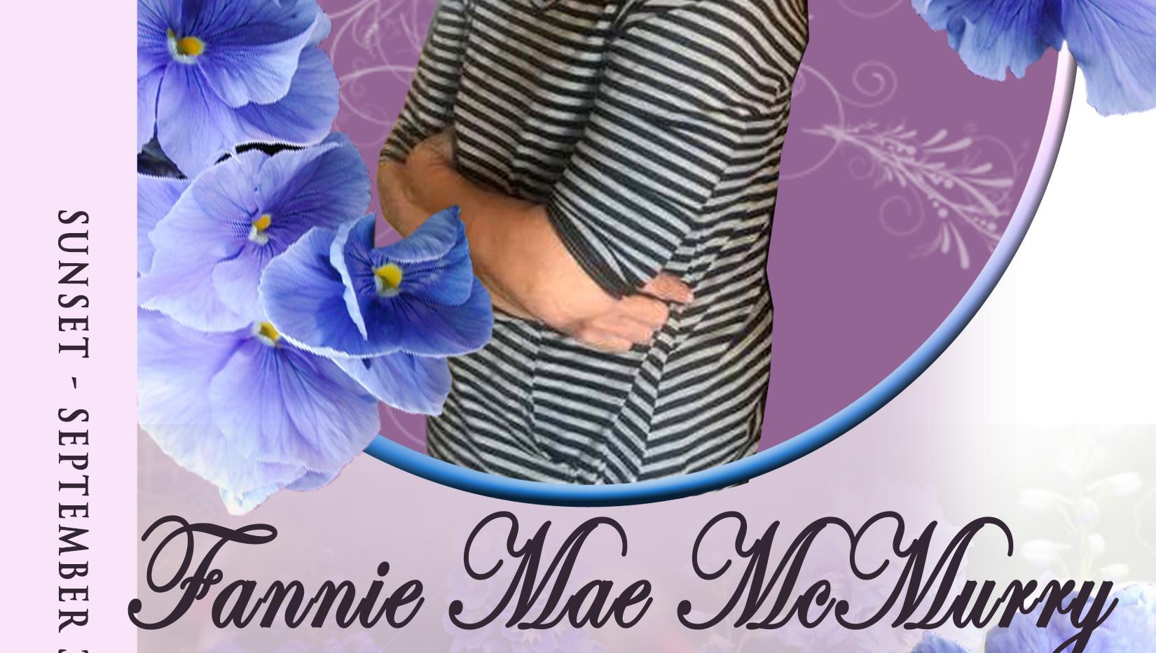 Fannie Mae McMurry Obit Cover.jpg