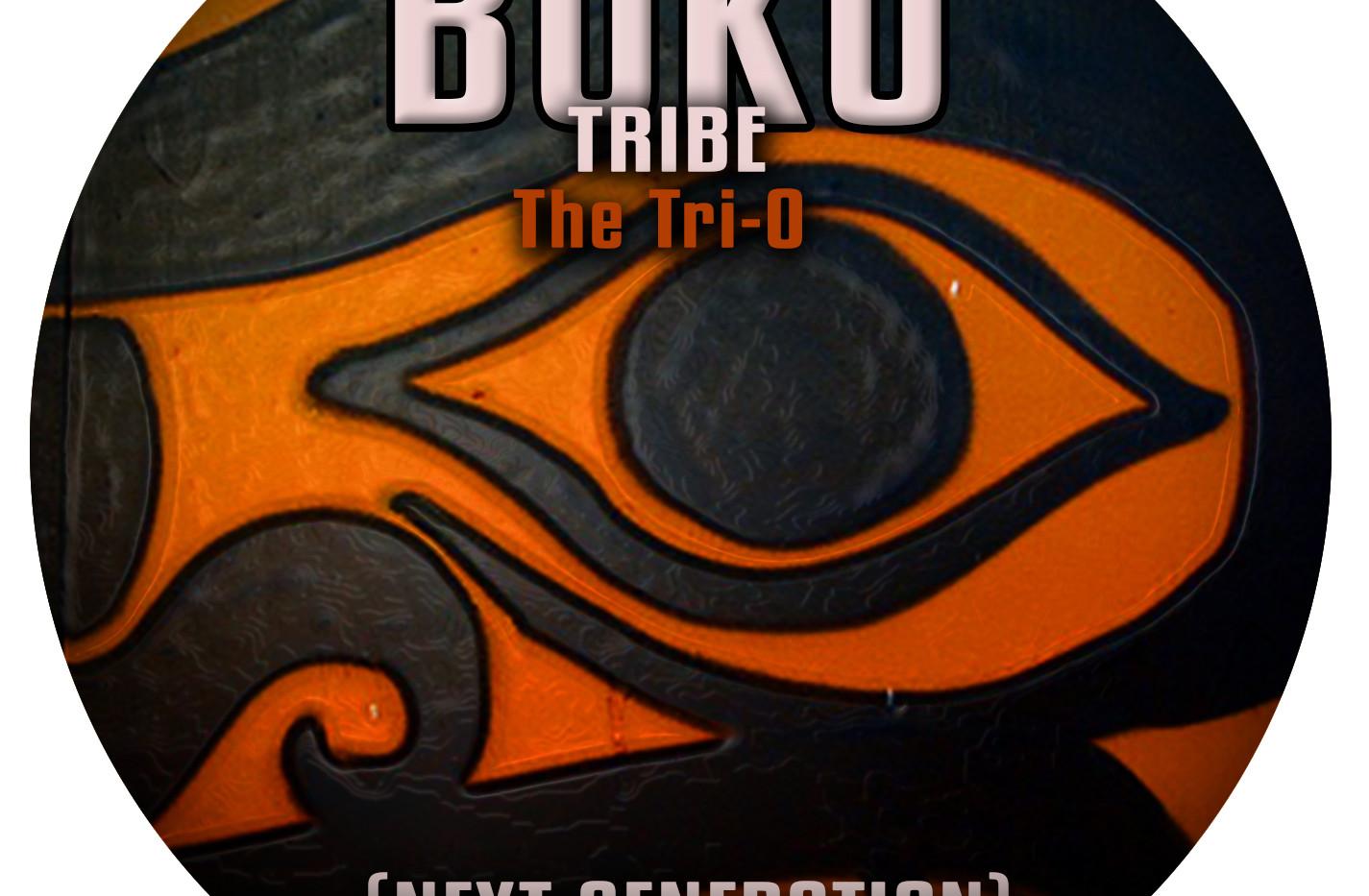 Buku Tribe The Trio CD Label.jpg