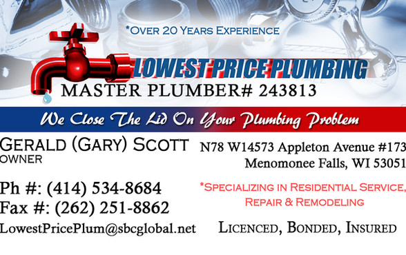 Lowest Price Plumbing Business Card.jpg