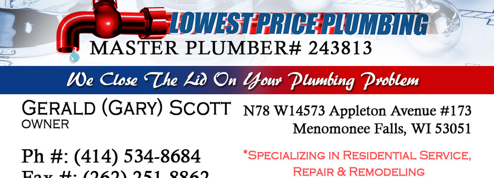 Lowest Price Plumbing Business Card.jpg