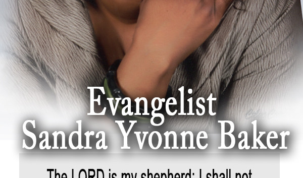 Sandra Yvonne Baker Obit  BookMark copy.