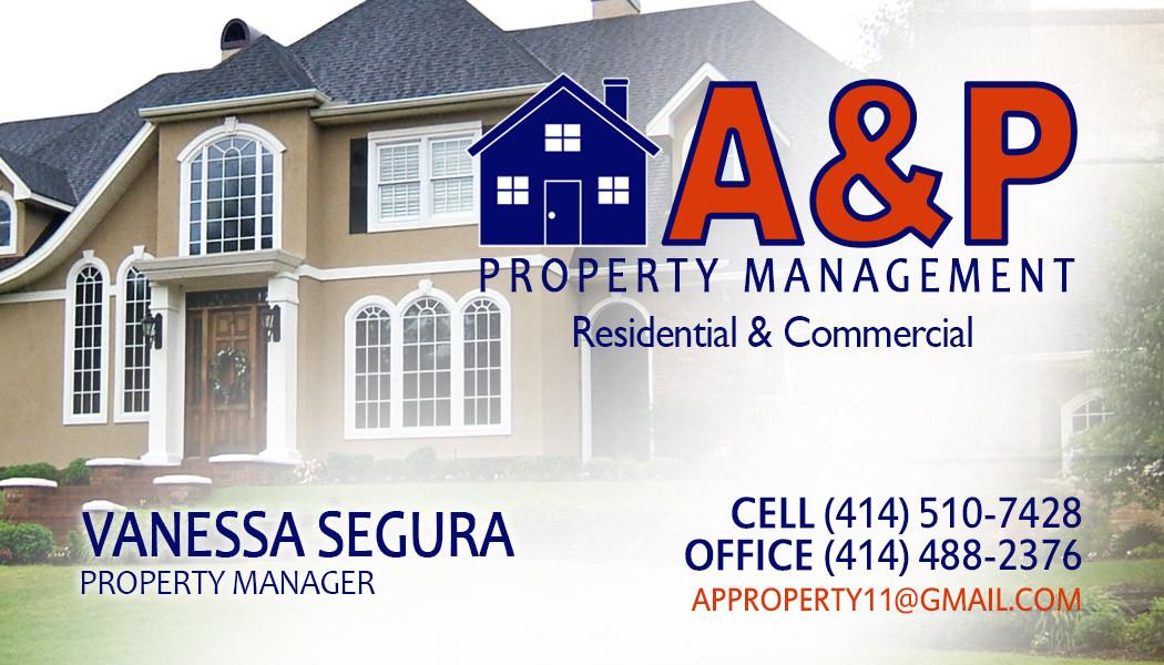 Vanessa Segura A and P Property Manageme