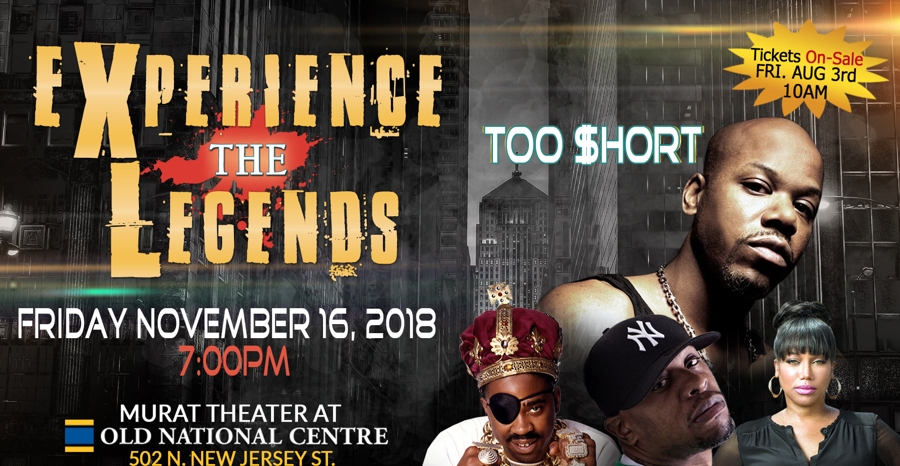 Experience the Legends Indiana Flyer On