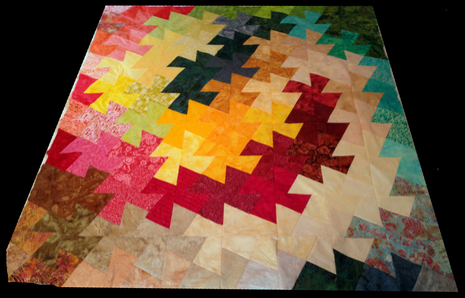 Twister Twister Quilt
