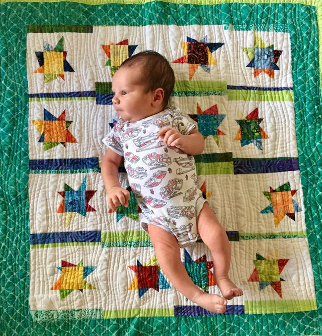 Baby Floor Quilt