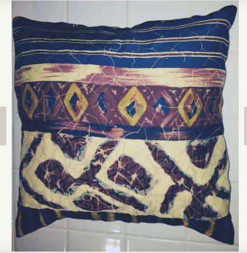 Men's Dress Shirt Pillow