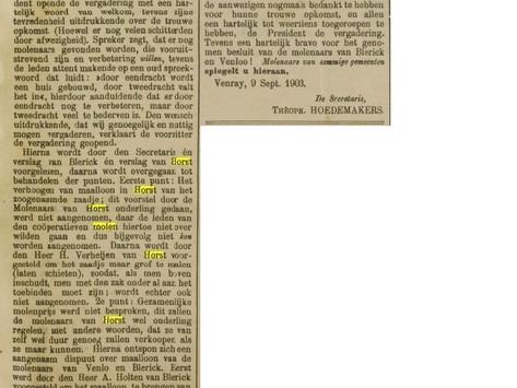 1903  |  PRIJSAFSPRAKEN?