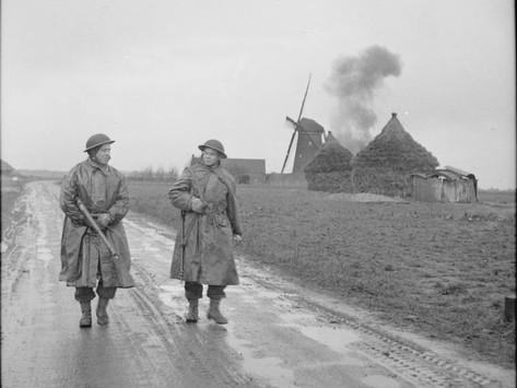 1944  |  OORLOG VOORBIJ