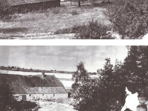 Een oude boerderij