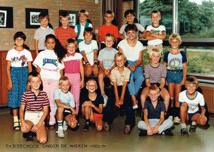 1983-1984-Klas Juf Hubertien