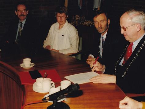 1996 - 1998 | BEHEER NAAR STICHTING