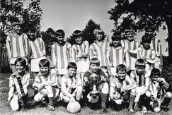 1970-Zomer Voetbal