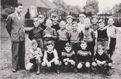 1956-4e klas-meester Frenken