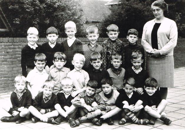 1966-1967-2e klas