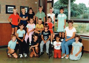 1982-1984-Klas Juf Hubertien