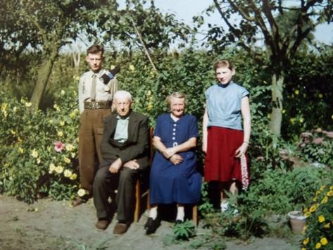 Een terugblik………de familie Daniëls – Latte Betje