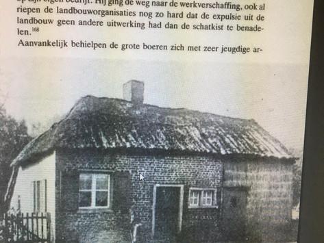 Wie kent deze arbeiders woning en het verhaal erachter?