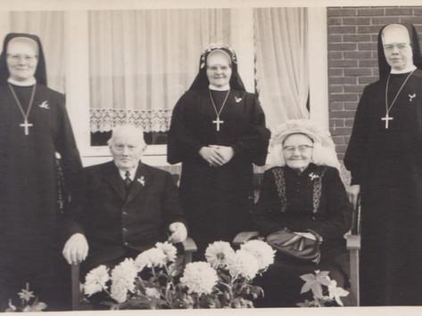 Een terugblik……. drie zusters Driessen