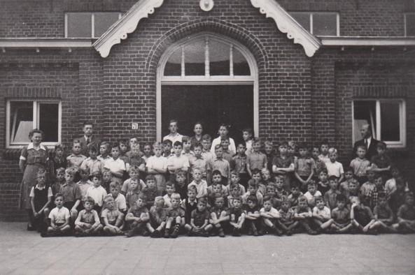 1953 alle leerlingen