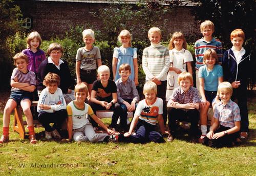 1981-1982-Alexanderschool