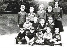 1966-1967-Laatste jaar jongensschool