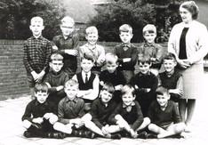 1966-1967-Laatste schooljaar oude jongen