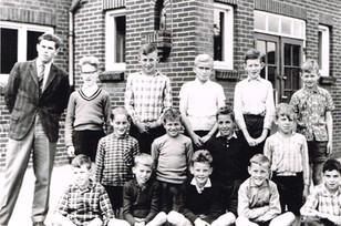 1962-Afscheid Meester Claessens