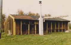 80-jaren peuterzaal in de blokhut