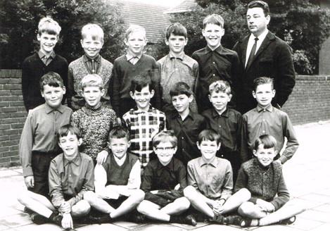 1966-1967-Afscheid Meester Dols