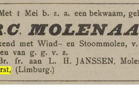 1909  |  DE GELDERLANDER