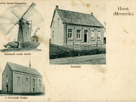 1901  |  WEL EEN EIGEN KAPEL MAAR GEEN PAROCHIE