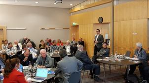 Skål International Europe | Foundation Meeting in Paris