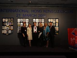 Dîner au SKål Hong Kong