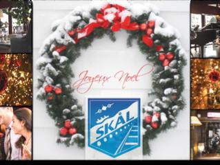 Drink de Noël - Boeuf du Skål International Paris - Mardi 22 décembre 2015, de 19h30 à 22h30