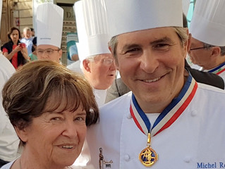 L'Académie Culinaire rend hommage au  soldat inconnu