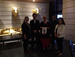 Rencontre: Paris-Taipei, Business among Friends