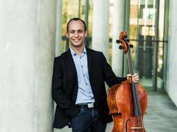 Jonathan, cello