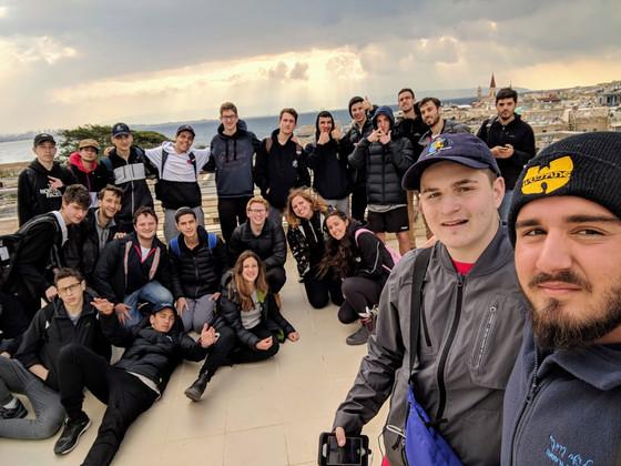 Lights unto the Nation: Akko Kibbutz Hosts Australian High School Students