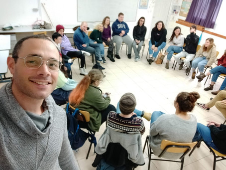 Zohar and His High-School Team On The Response To COVID-19