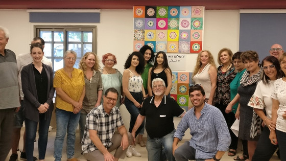 Western Galilee College Students Study and Work Towards Shared Society