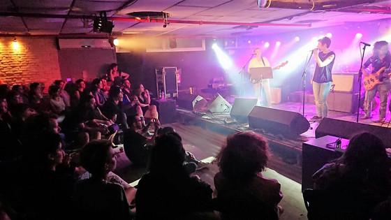 Women Rock! A Powerful Evening at The Jam