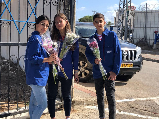 Free Flowers for the Fallen