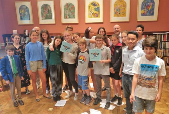 Forging Partnerships Near and Far: Kibbutz Delegation Visits UK
