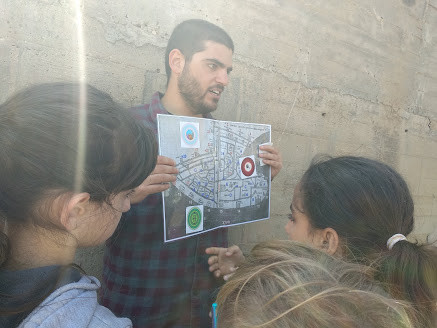 Educators' Kibbutz Puts Akko on the Map!