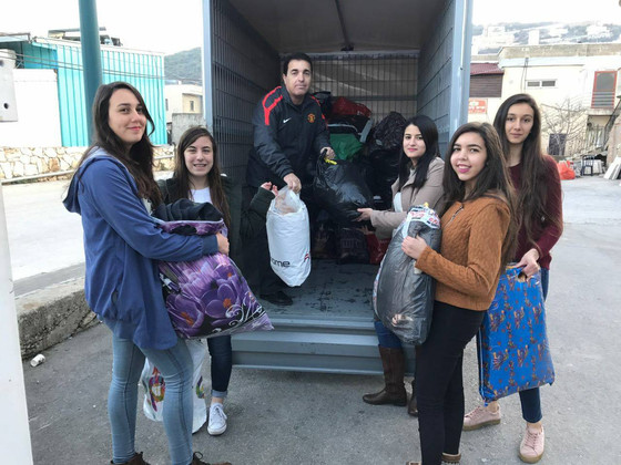 Operation Human Warmth – Offering a Helping Hand to Neighbors in Crisis