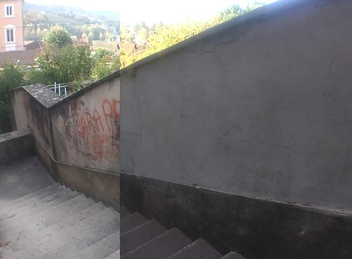 Sablage de façade par aérogommage sur lyon 69 et la région Rhône alpes. Confiez nous vos chantiers de décapage. Demadez un devis gratuit